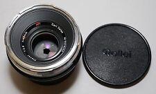 Rollei Rolleiflex SL66 Planar 80/2.8 HFT Lens rare Carl Zeiss Version