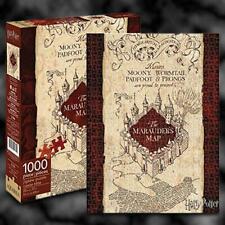 Harry Potter Marauder's Map 1000pc Puzzle