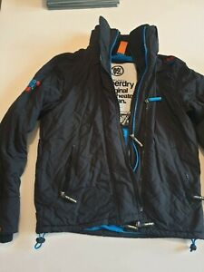 Mens Superdry Coat Size Small