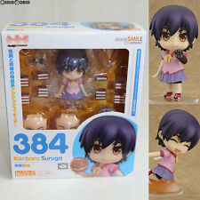 [USED] Nendoroid Suruga Kanbaru Bakemonogatari Figure Good Smile Japan