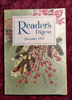 Readers Digest December 1957 Antoine De Saint-Exupery Dickey Chapelle Chartres