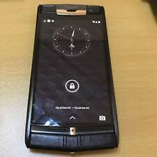 Vertu Signature Touch Jet Red Gold 13MP Bang & Olufsen Sound