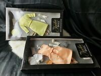Franklin Mint - The Jackie Kennedy Doll Accessories- 2 Outfits- New In Box