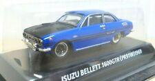 1/64 Konami 1969 ISUZU BELLETT 1600GTR BLUE diecast car model
