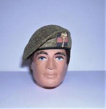 Banjoman 1:6 Scale Welsh Guards Khaki Beret For Action Man / G I Joe