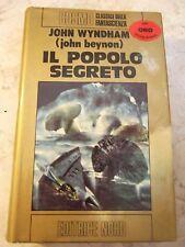John Wyndham - Il popolo segreto (ed. Nord serie Oro prima edizione 1976)