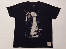 THE Rolling Stones Mick Jagger RIFF STARS LIVE IN CONCERT T-Shirt SIZE ADULT XL