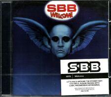 SBB – Welcome [ Reissue 2019 ]  ( Sealed / Folia )