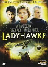 DVD ***  LADYHAWKE (LadyHawke, la femme de la nuit ***