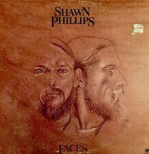 Shawn Phillips Faces Vinyl LP