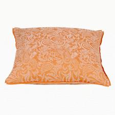Shade Papaya Jacquard Cushion Cover