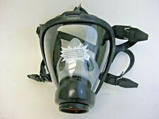Survivair Sperian Scba Fire Rescue Respirator Mask With Amplifier Small New