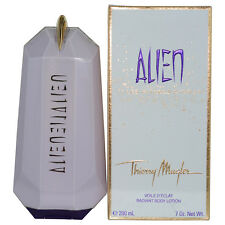 Thierry Mugler ALIEN Perfume Radiant Body Lotion Womens Scent 7oz 200ml NeW BoX
