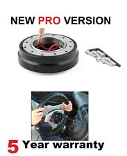 PROFESSIONAL SNAP OFF QUICK RELEASE BOSS KIT HUB ADAPTER GOOD CAR SECURITY