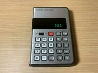 Calculadora Homeland 8101 Toshiba Business machine Electronic Calculator
