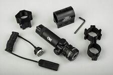 Pao ® Topaz airgunner's Green Laser Sight Set-Comprend 3 différents Supports!