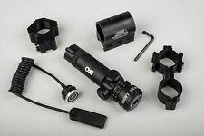 PAO ® TOPAZIO Airgunner'S GREEN LASER Sight Set-Include 3 supporti per diverse!