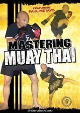 Mastering Muay Thai - Martial Arts Instructional DVD - Free Shipping