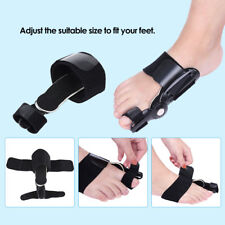 Lot 1PCS Adjustable Big Toe Corrector Bunion Splint Hallux Valgus Foot Care Tool