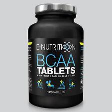 BCAA 120 Compresse-A Catena Ramificata Aminoacidi-recupero-leucina-E - Nutrition