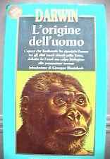 L ORIGINE DELL UOMO Charles Darwin Scienza Evoluzionismo Evoluzione Newton di e