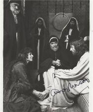 James Mason SIGNED AUTOGRAPH Jesus of Nazareth AFTAL UACC RD