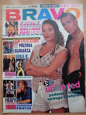 BRAVO 18/1993 2 UNLIMITED,Metallica,East 17,Leila K,Spin Doctors,Michael Jackson