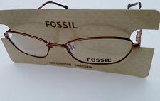 FOSSIL GLASSES FRAME Newberry Artisan´s Golden of1237706