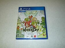 Wonder Boy The Dragon's Trap Sony Playstation 4 Import Sealed