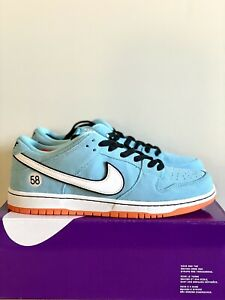 NEW Nike SB Dunk Low Pro Club 58 Gulf Mens BQ6817-401 DS SIZE 12