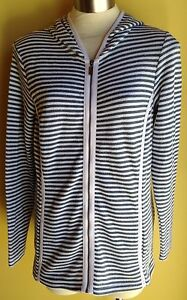 French Dressing Hoody Sz Med NWT RRP 179.00