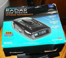 WHISTLER BILINGUAL RADAR LASER DETECTOR CR88