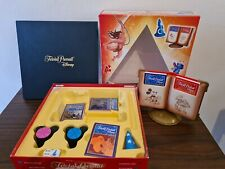 Trivial Pursuit Board Game Disney Edition Red Box 2005 Edition Parker- Complete