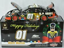 #01 CHEVY NASCAR 2007 * SAM BASS HOLIDAY COLLECTION * Mark Martin - 1:24