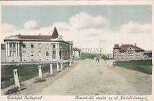 HUNGARY - Szikszo - Udvozlet - Kassai-uti reszlet az uj Jarasbirosaggal