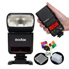 Mini Godox Speedlite TT350S TTL HSS Flash fr Sony Mirrorless Camera A7 A7R A6500