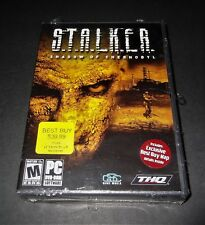 S.T.A.L.K.E.R. Shadow of Chernobyl PC Video Game Stalker 2006 - NEW - SEALED.