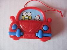 Sanrio Keroppi Trinket Ornament Red Car '76, '79, '84, '86, '88, '90 New