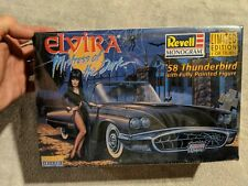 Lot 2 - Elvira 58 Thunderbird - Revell - 1/24 Scale - MIB