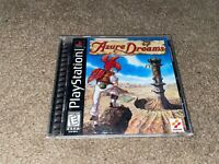 Azure Dreams Sony Playstation PS1 Roguelike RPG CIB Complete in Case W/ Manual