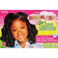 AFRICAN PRIDE Dream Kids Olive Miracle NoLye Relaxer Regular 1APP