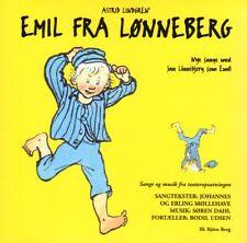 CD Astrid Lindgren danese Emil fra lonneberg canzoni Michel da Lönneberga