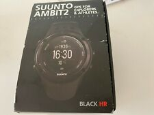 Suunto Ambit2 HR & GPS Watch
