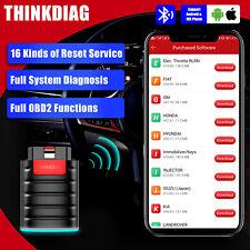US Ship THINKCAR Thinkdiag Full System OBD2 Diagnostic Tool Code Reader Scanner