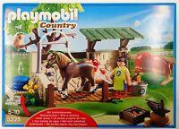 Playmobil 5225 - Pferdepflegestation Country - NEU NEW OVP