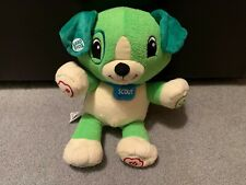 Leap Frog My Pal Scout Educational Interactive Plush Dog