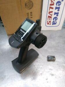Futaba T3PV 3 Channel 2.4ghz FHSS SFHSS Radio System R203GF FUTK3201 rx tx 3PV
