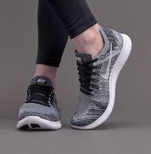 WMNS Nike Free RN Flyknit 2017 Running Shoe Trainer 880844-003 UK7/EU41/US9.5