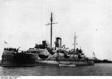 SMS BEOWULF. Küstenpanzerschiff. Modellbauplan