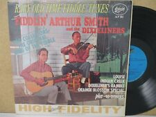 Fiddlin' Arthur Smith And The Dixieliners – Rare Old Time Fiddle Tunes LP EX-